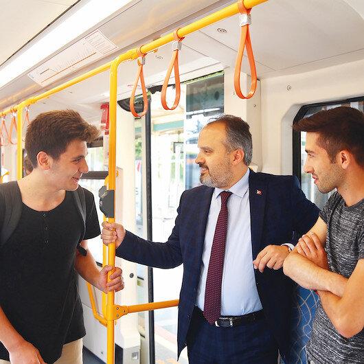 Metroda hedef sağlıklı ulaşım