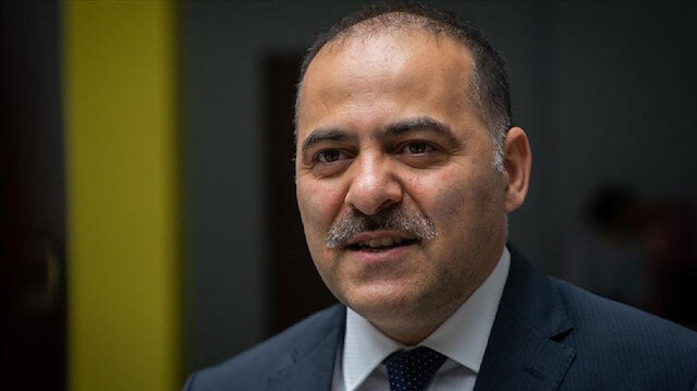 Ulaştırma ve Altyapı Bakan Yardımcısı Ömer Fatih Sayan