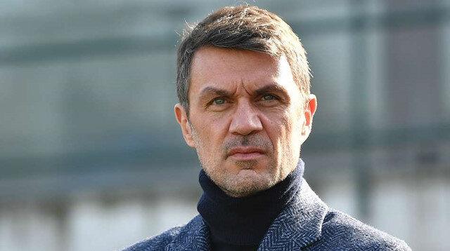 Paolo Maldini Milan'ın yeni teknik direktörü oldu