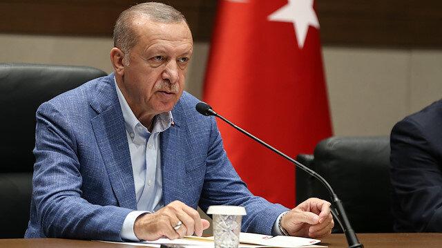 Cumhurbaşkanı Erdoğan'dan Tacikistan'a önemli ziyaret