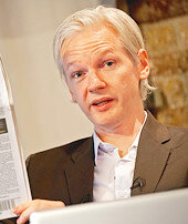 AssangeınABDye iadesine imza