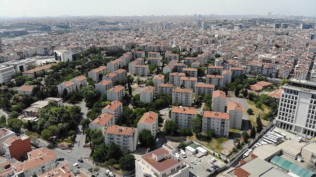 Zeytinburnu'na 26 bin metrekarelik 'Rezerv Konut' müjdesi