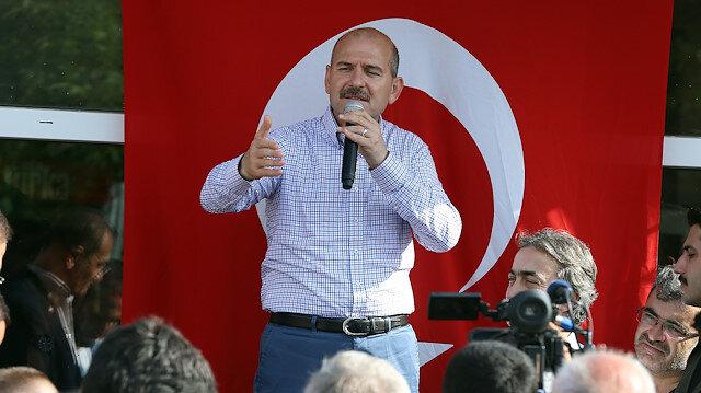 Bakan Soylu: İstanbul'u geldiği noktadan başka noktaya çevirmeyelim