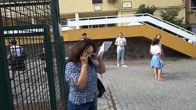 YKS'de kimliğini unutan öğrenciye anne azarı