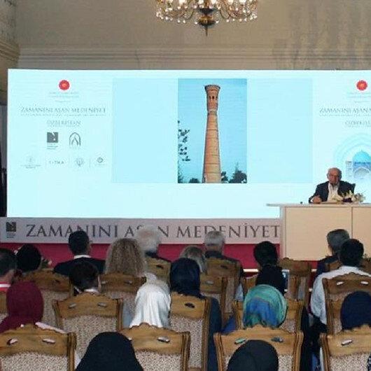 Istanbul symposium sheds light on Uzbekistan's heritage