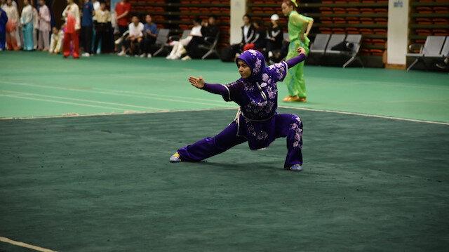 Elif Akyüz altıncı kez dünya şampiyonu oldu