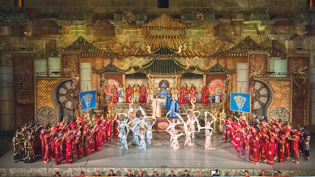 Opera Festivali yola çıktı