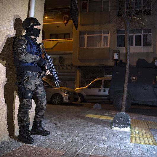 4 ilde PKK'nın şehir yapılanmasına operasyon