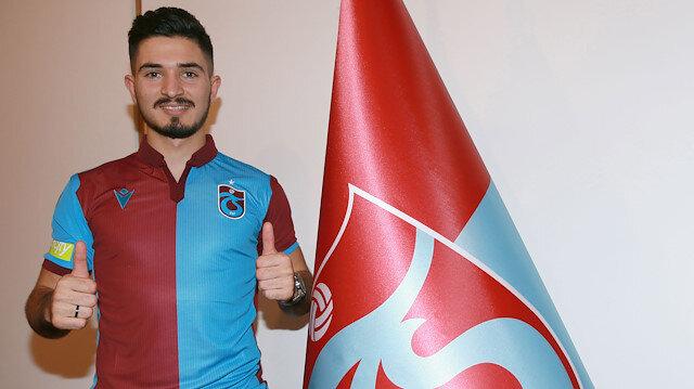 Trabzonspor Fıratcan Üzüm'ü KAP'a bildirdi