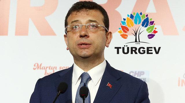 TÜRGEV: CHP adayını özür dilemeye davet ediyoruz
