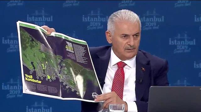 İstanbula 37 milyon 500 bin metrekare yeşil alan müjdesi