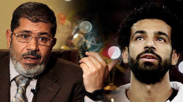 Mısır'ın dünya yıldızı futbolcusu Salah'ın 'Mursi' sessizliği