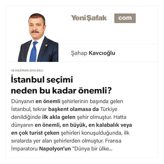 İstanbul seçimi neden bu kadar önemli?