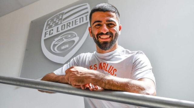 Umut Bozok Lorient'e transfer oldu