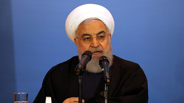 Iran will not wage war against any nation: Iranian president