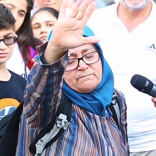 Yaşlı teyze eski İstanbul'u anlattı