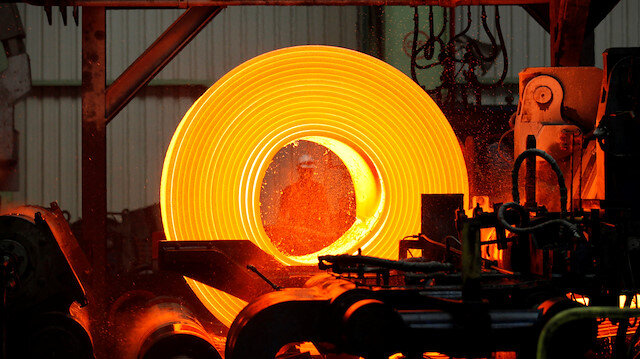 Turkish industrial production index at 110.9 in April