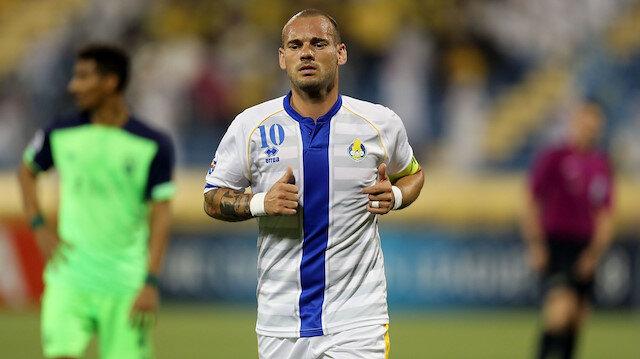 Sneijder için Gazişehir Gaziantep iddiası