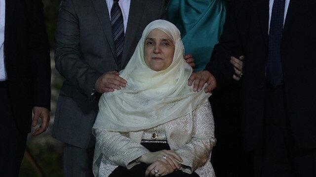 Mursi's wife mourns 'martyr' husband in tweet