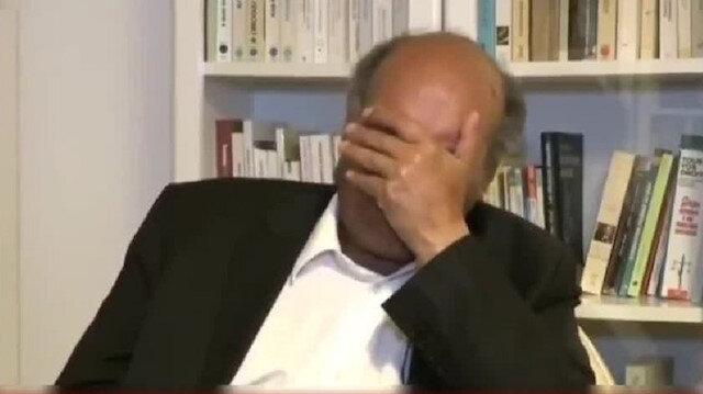 Tunus eski devlet başkanı Merzuki Mursi için gözyaşlarına boğuldu