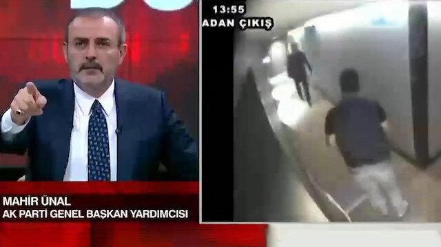 Skandal görüşmeyi CHP'den de saklamışlar