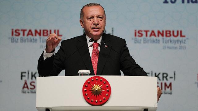 Cumhurbaşkanı Erdoğan: Milletin valisine 'it' diyen bir insandan siyasetçi olmaz
