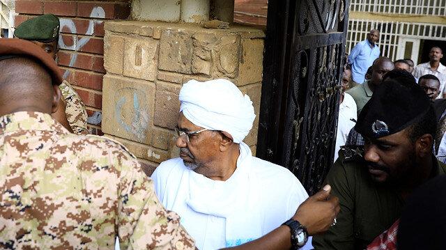 Sudan'da devrik lider Ömer el-Beşir