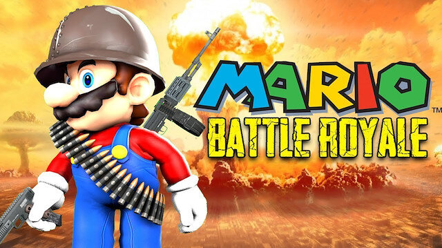 Super Mario'nun Battle Royale tarzındaki versiyonu bir anda tüm sosyal medyanın gündemine oturdu.