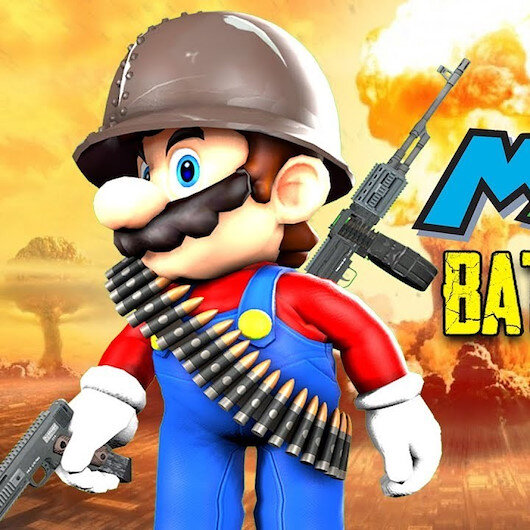 PUBG ve Fortnite'a yeni rakip: Mario Royale
