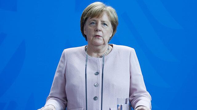 Merkel Kürt devleti kurulmasına karşı