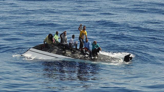 Fas'ta bot battı: 22 ölü
