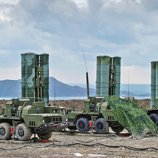 'Turkey not moving away from NATO by buying S-400s'