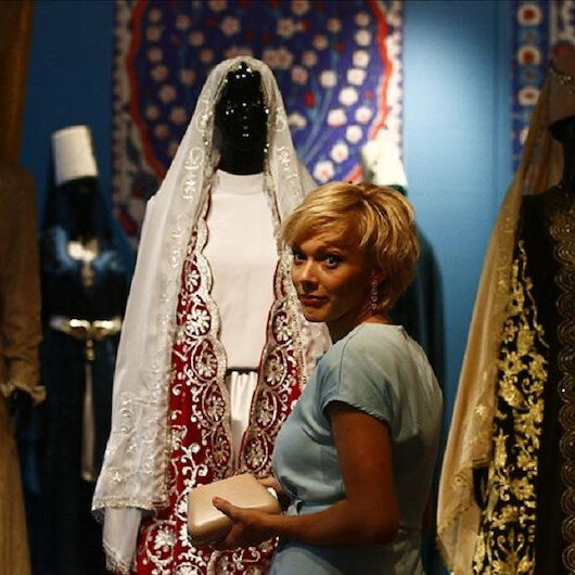 Moscow show spotlights Ottoman styles for modern age