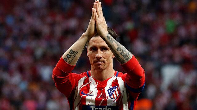 Fernando Torres veda ediyor