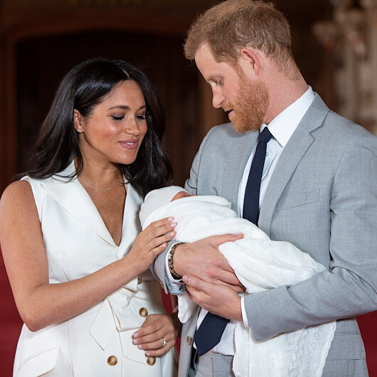 Prince Harry and Meghan in charity split from William and wife Kate