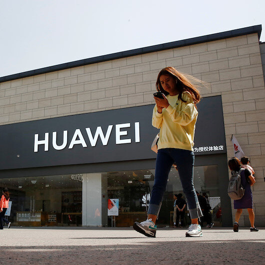 Huawei says shipped 100 mln smartphones this year as of end-May