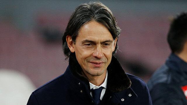 Filippo Inzaghi Benevento'da