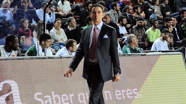 Rick Pitino Panathinaikos'tan ayrıldı
