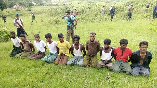 Myanmar orders internet shutdown in conflict-torn Rakhine state