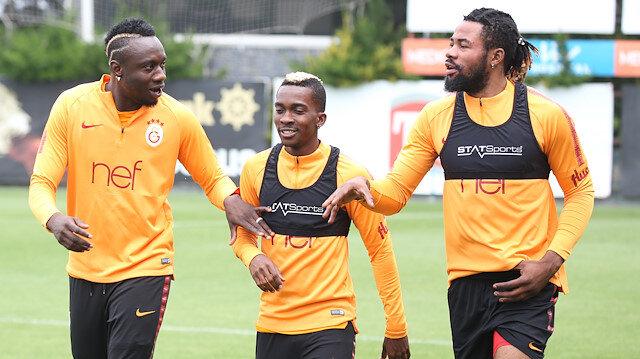 Galatasaray Mbaye Diagne'yi gönderiyor