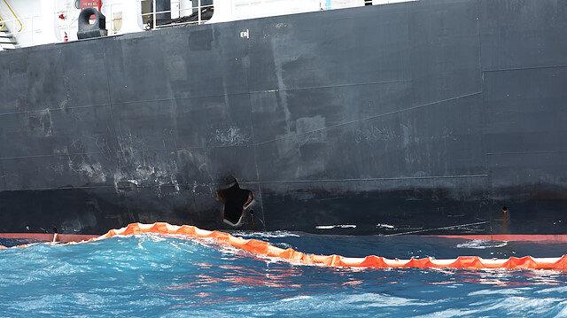 ABD ve Suudi Arabistan, tanker saldırısıyla ilgili İran'ı suçladı.