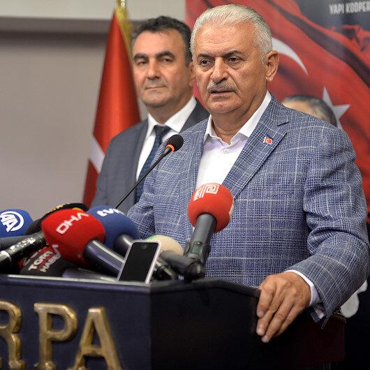 Binali Yıldırım: Yarın İstanbul'da yeni bir zafere imza atacağız