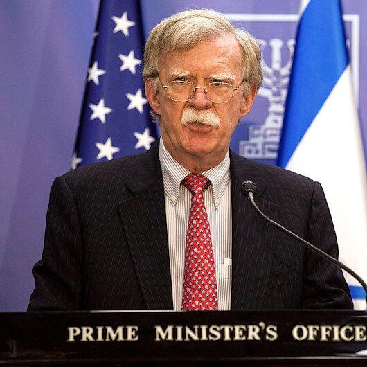 US sanctions on Iran are biting: Bolton