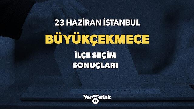 İstanbul Büyükçekmece seçim sonuçları.