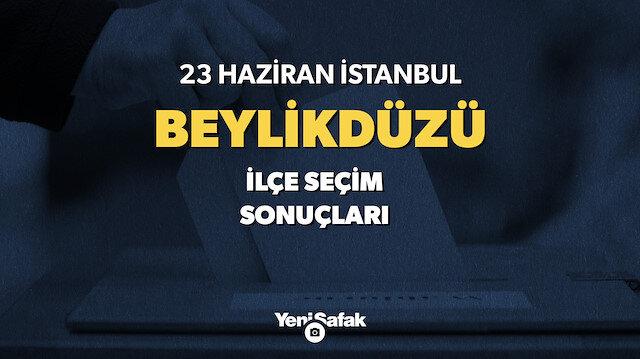 İstanbul Beylikdüzü ilçe seçim sonuçları.