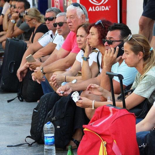 Bodrum İstanbul'a çıkarma yaptı