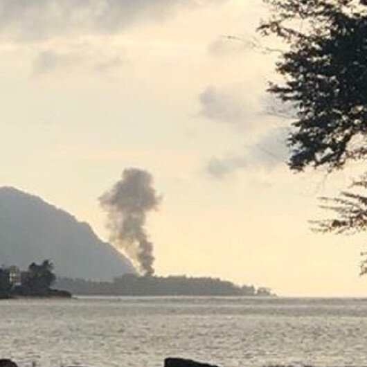 Eleven dead as plane crashes in Hawaii, believed during skydiving trip