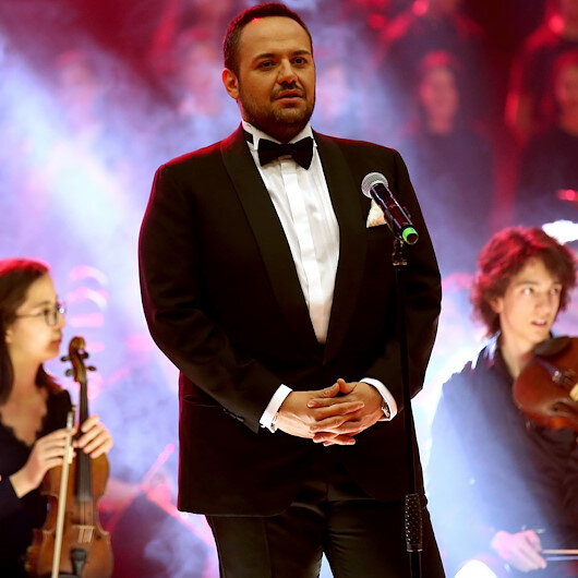 Turkish tenor to perform leading role in Italian operas