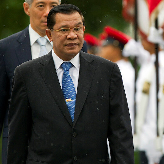 Cambodia sacks minister over building collapse as toll rises to 28