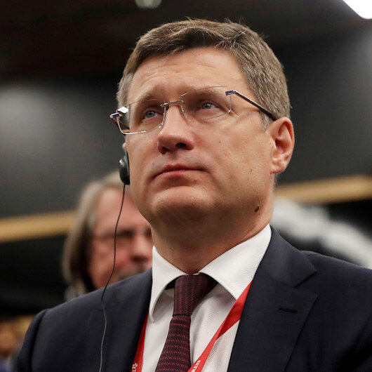 Russia's Novak says it is too early to say if oil cuts will be extended